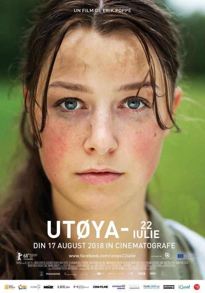 Utøya 22. juli (2018) – Aseară am fost acolo