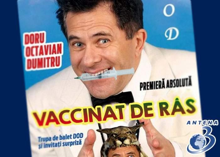 După Olivia Steer, încă un specialist rupe tăcerea în problema vaccinurilor: Doru Octavian Dumitru
