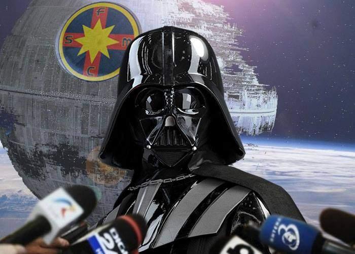 """Vader a pierdut procesul cu Ministerul Apărării şi nu mai poate folosi termenul """"Steaua Morţii"""""""