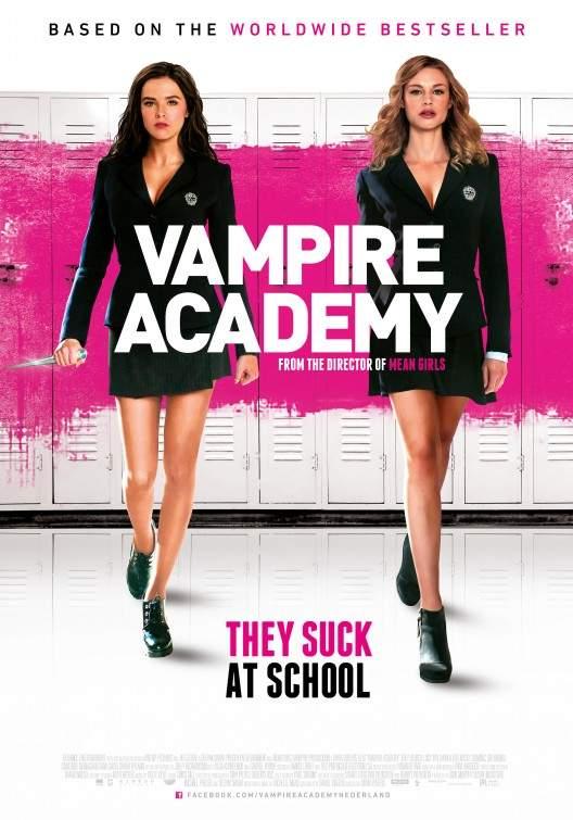 Vampire Academy – Ani de liceu, când de dume dai la greu