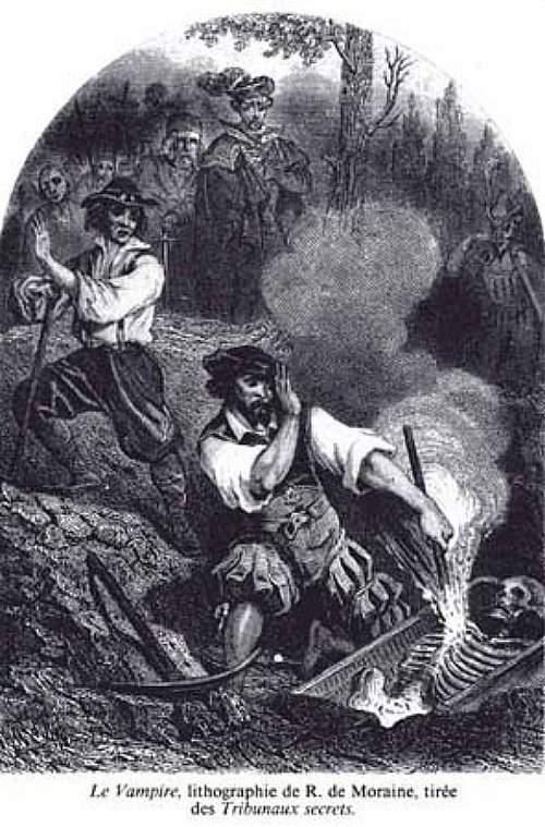 Adevărata poveste a unei vampiroaice din Braşov
