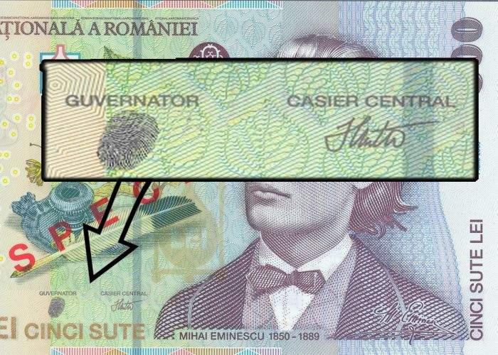 Foto! Cum ar arăta bancnotele dacă Vanghelie ar fi guvernator BNR