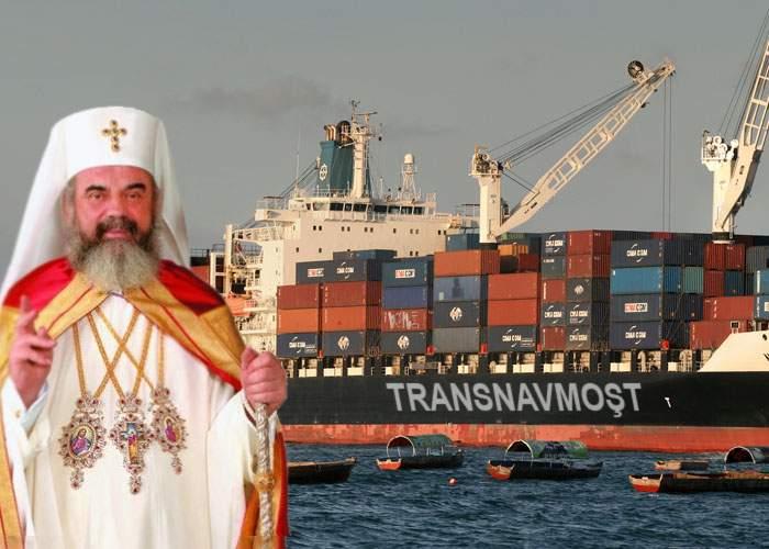 Opulenţă! Pe lângă clopotul uriaş, Patriarhul a comandat şi 174 de tone de moaşte de la muntele Athos