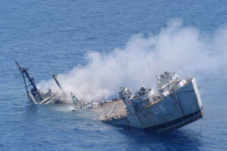 Veşti proaste! Pe vaporul rusesc scufundat joia trecută era tezaurul României, tocmai ni-l aduceau înapoi