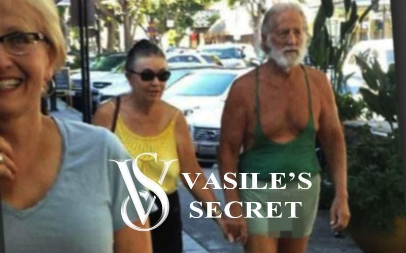 Coadă imensă la deschiderea Vasile's Secret, primul magazin de izmene rupte în cur de lux