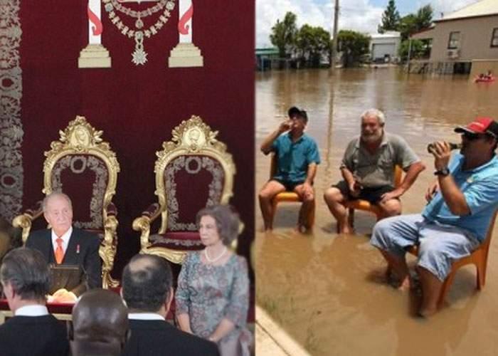 10 asemănări între Casa regală de Bourbon a spaniolilor şi vasluieni