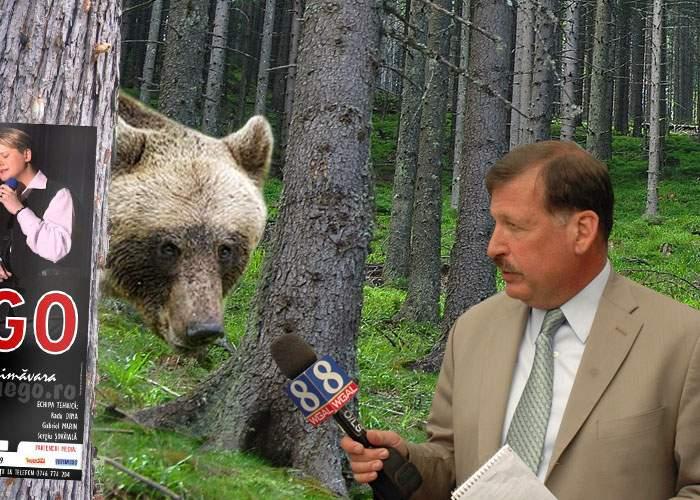 """Vecinii ursului ucigaş: """"Era un urs liniştit, chiar retras. Jocurile video l-au schimbat"""""""