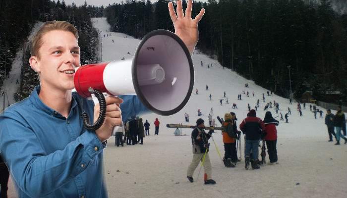 """Avalanșă în Bucegi, declanșată de un tânăr care a urlat la o portavoce """"Sunt vegaaaaaaan!"""""""