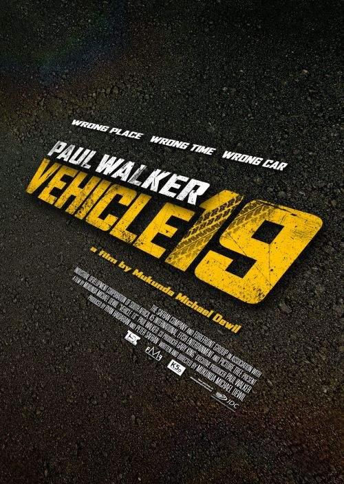 Vehicle 19 – O cursă pe gafă şi pe moarte