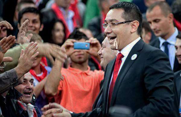 """Victor Ponta îl atacă pe Ioan Rus: """"Un bou! Și eu cred că alea sunt curve, dar eu știu să mint!"""""""