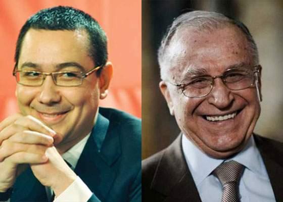 Ultima soluție a lui Ponta: își schimbă numele în Ion Iliescu, să aibă imunitate totală la justiție