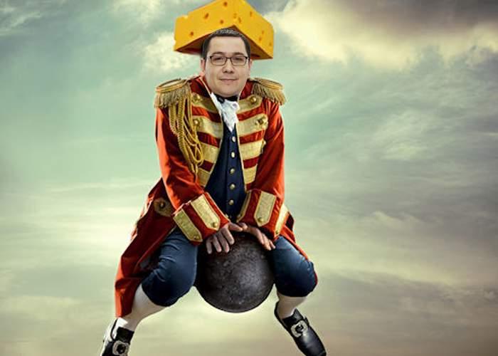 Baronul Munchausen l-a exclus pe Ponta din linia de succesiune: Mi-e ruşine cu acest nepot!