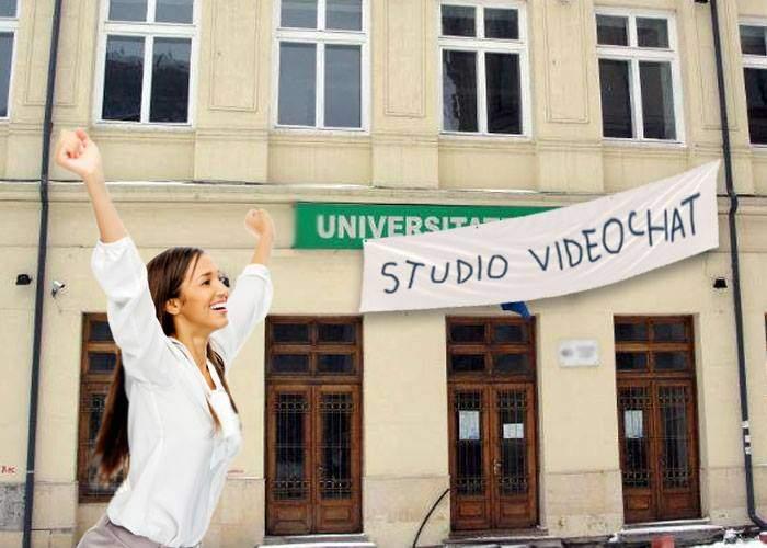 Atenţie la universităţile capcană! Se pretind studiouri de videochat, atrag tinerii și le distrug viitorul