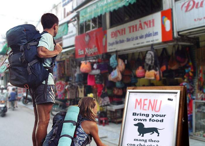Mirajul reducerilor. Un turist a prins o excursie ieftină în Vietnam, dar trebuie să-şi mănânce propriul câine