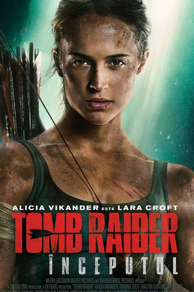 Tomb Rider 3D (2018) – That's my girl!