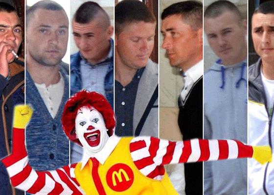 """Procurorii cer castrarea chimică a violatorilor: """"Să fie obligați să mănânce zilnic la McDonald's!"""""""