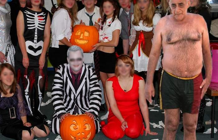 Cum se pregătesc vedetele de Halloween