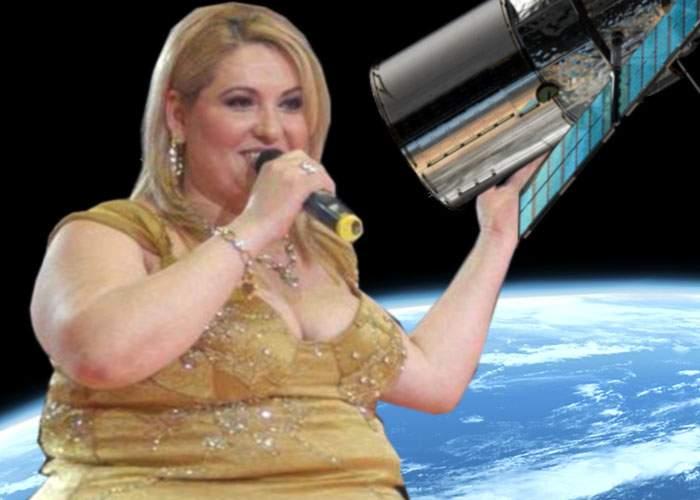 Cel mai tare selfie: Viorica de la Clejani s-a pozat singură, folosind telescopul spaţial Hubble