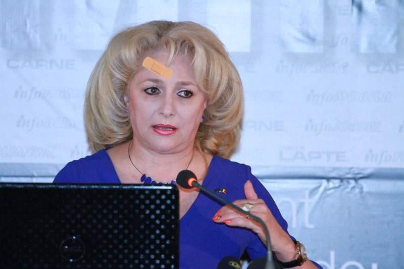 Viorica Dăncilă vrea să interzică vânatul de berze, ca să oprească scăderea natalității