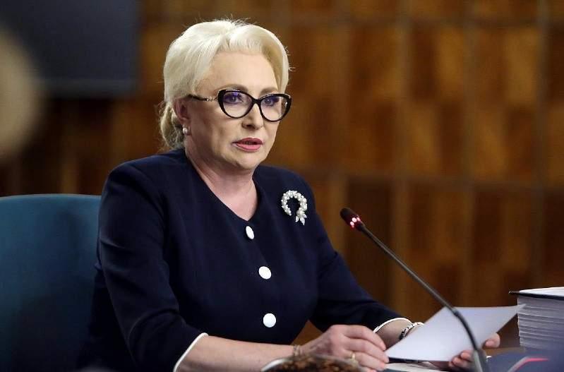 """Declaraţie contradictorie a Vioricăi Dăncilă: """"De ce să demisionez? Ce, sunt proastă?"""""""