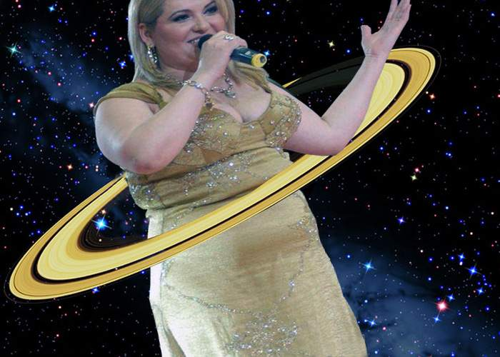 """Vedetele o laudă pe Viorica de la Clejani: """"Are trupul ca tras prin inelul lui Saturn"""""""