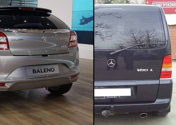 CNCD loveşte din nou! Mercedes şi Suzuki, amendate dur pentru modelele Vito şi Baleno