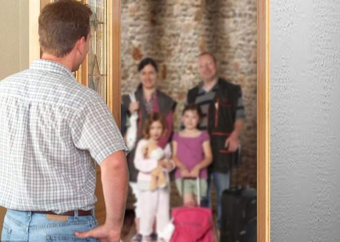 Obicei! Iarna, vizitele durează tot mai mult pentru că românii încearcă să reducă întreținerea acasă