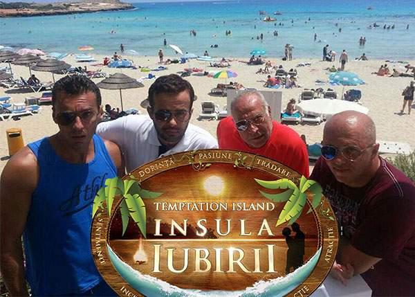 """Ediție specială la """"Insula Iubirii"""", cu Gâdea, Badea și """"ispita"""" Dan Voiculescu"""