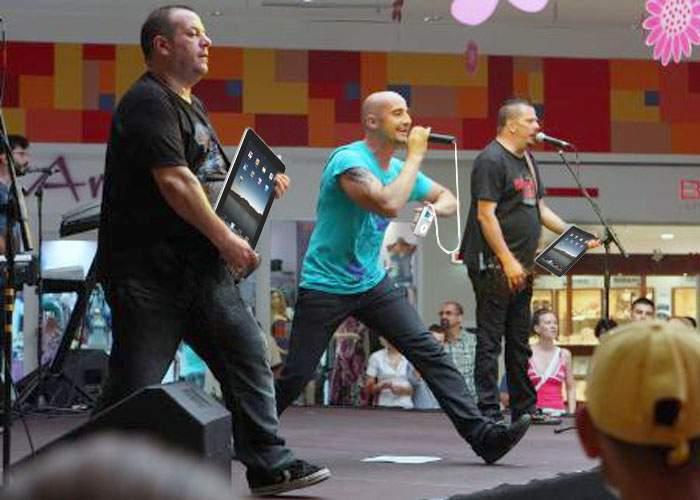 """Voltaj și-au cumpărat instrumente muzicale de la Apple pentru noul album """"happy metal""""!"""