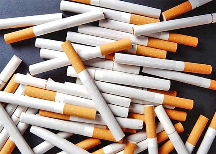 Reglementare UE: din 2012, vor fi permise doar ţigările care nu se aprind deloc!