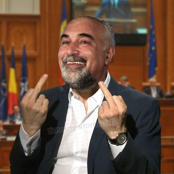 """Românii au o părere suspect de bună despre Vosganian: """"E un gunoi!"""""""
