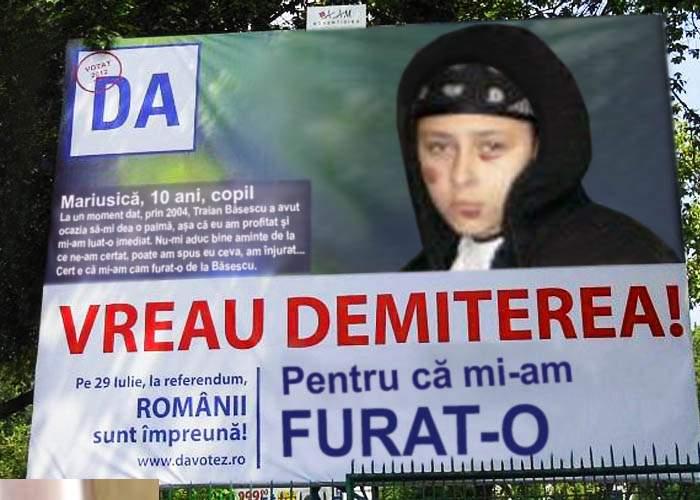 Panou electoral USL: Dinu Patriciu explică de ce vrea demiterea lui Băsescu