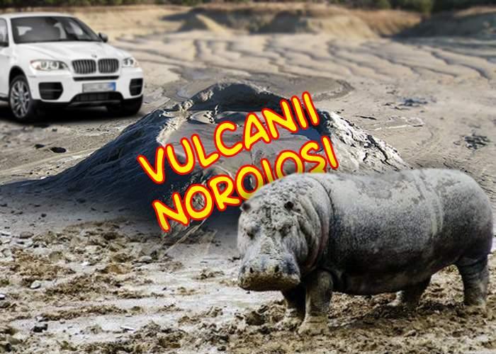 Descoperă România. 13 lucruri despre Vulcanii Noroioşi