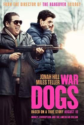 War Dogs (2016) – Câinele care latră nu se împușcă