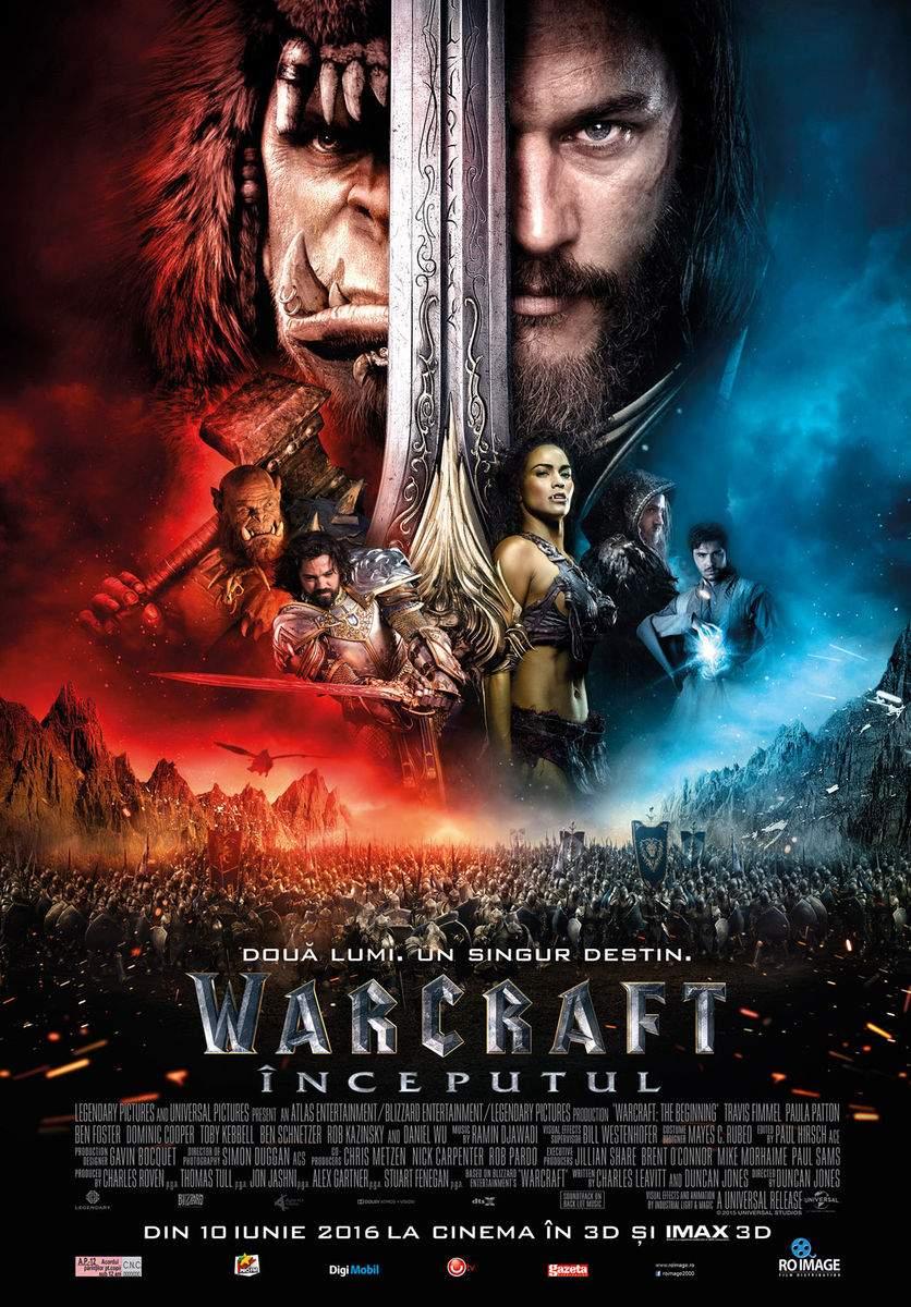 Warcraft 3D (2016) – După cum ți-e Fel-u'