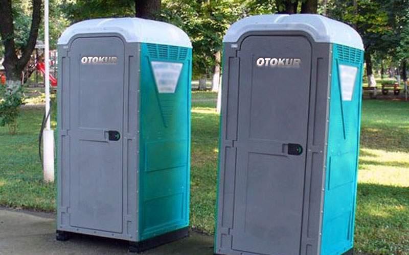 Probleme grave şi la WC-urile publice Otokur cumpărate de Primărie din Turcia