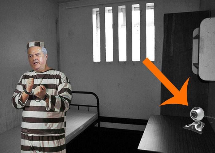 Pentru că mulţi cred că ar fi în libertate, deţinuţii celebri vor fi monitorizaţi prin webcam