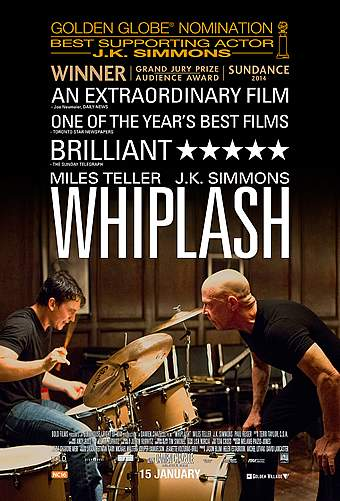 Whiplash – Keep calm & beastly drum