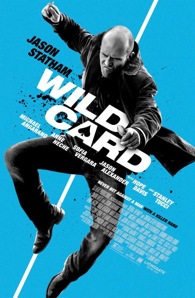 Wild Card – Statham a fost înlocuit cu un extraterestru!!!