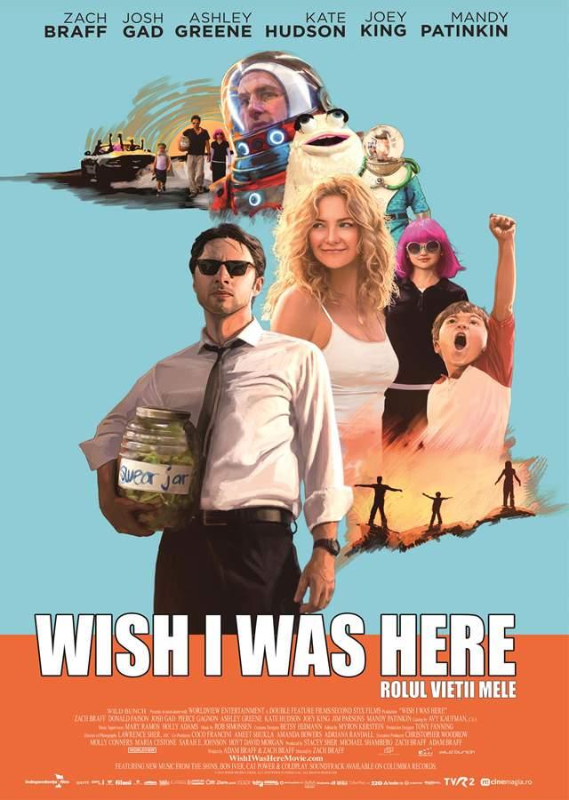 Wish I Was Here – Wish I Wasn't