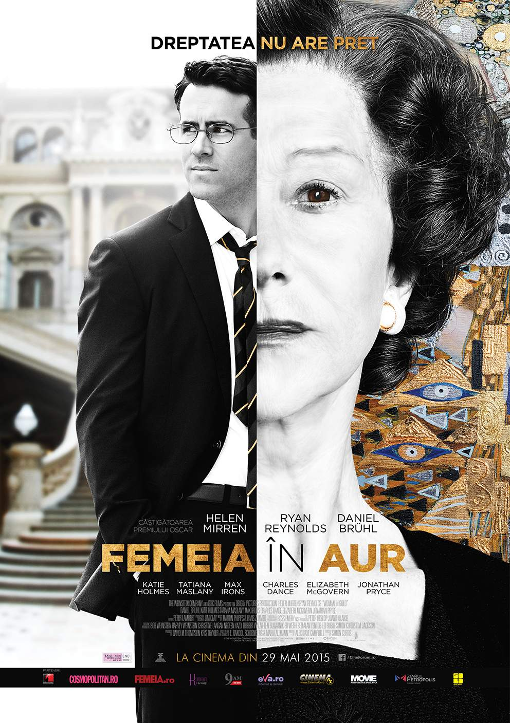 Woman in Gold – Unde-i tușa, și mătușa