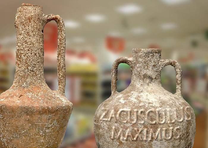 Atenţie la alimentele expirate! Zacuscă veche de 3000 de ani, descoperită într-un supermarket