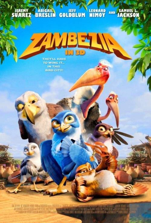 Zambezia – Siropoase păsărele