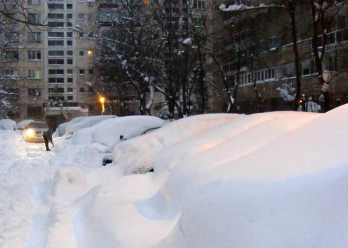 Oprescu: Vom ridica de pe străzi doar zăpada pusă neregulamentar