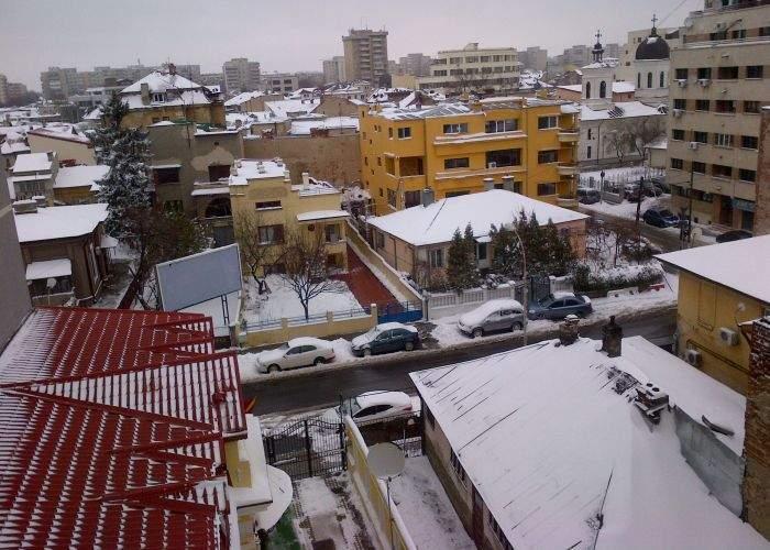 Zece lucruri despre căderea de zăpadă din martie