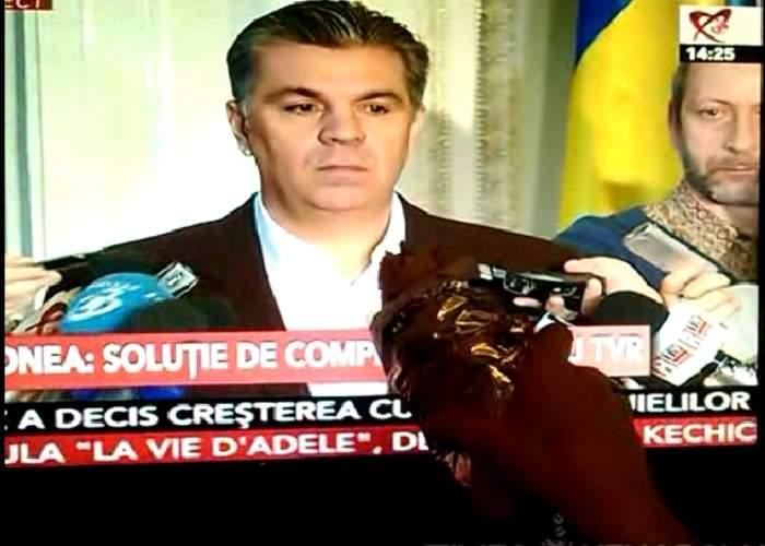 Video uluitor! Preşedintele Camerei Deputaţilor, Valeriu Zgonea, făcut să tacă din gură!