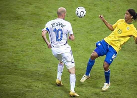 Zinedine Zidane va veni în România să ne învețe să dăm pasă cu călcâiul