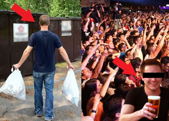 80% din bărbații de la Zilele Prieteniei ajung acolo spunându-le soțiilor că merg să ducă gunoiul