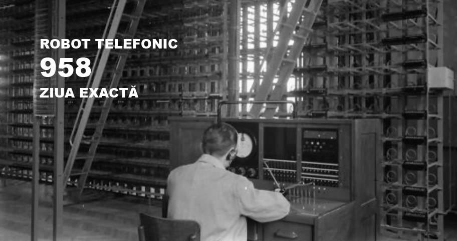 """Românii care nu mai știu ce zi e pot suna la robotul telefonic """"Ziua exactă"""""""