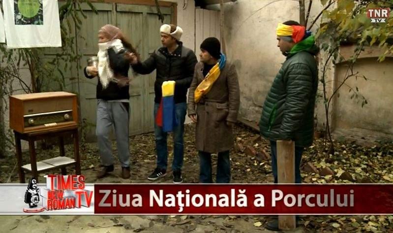 VIDEO! Times New Roman TV, ediție specială despre Ziua Națională